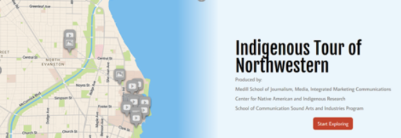 Experience the Indigenous Tour of Northwestern
